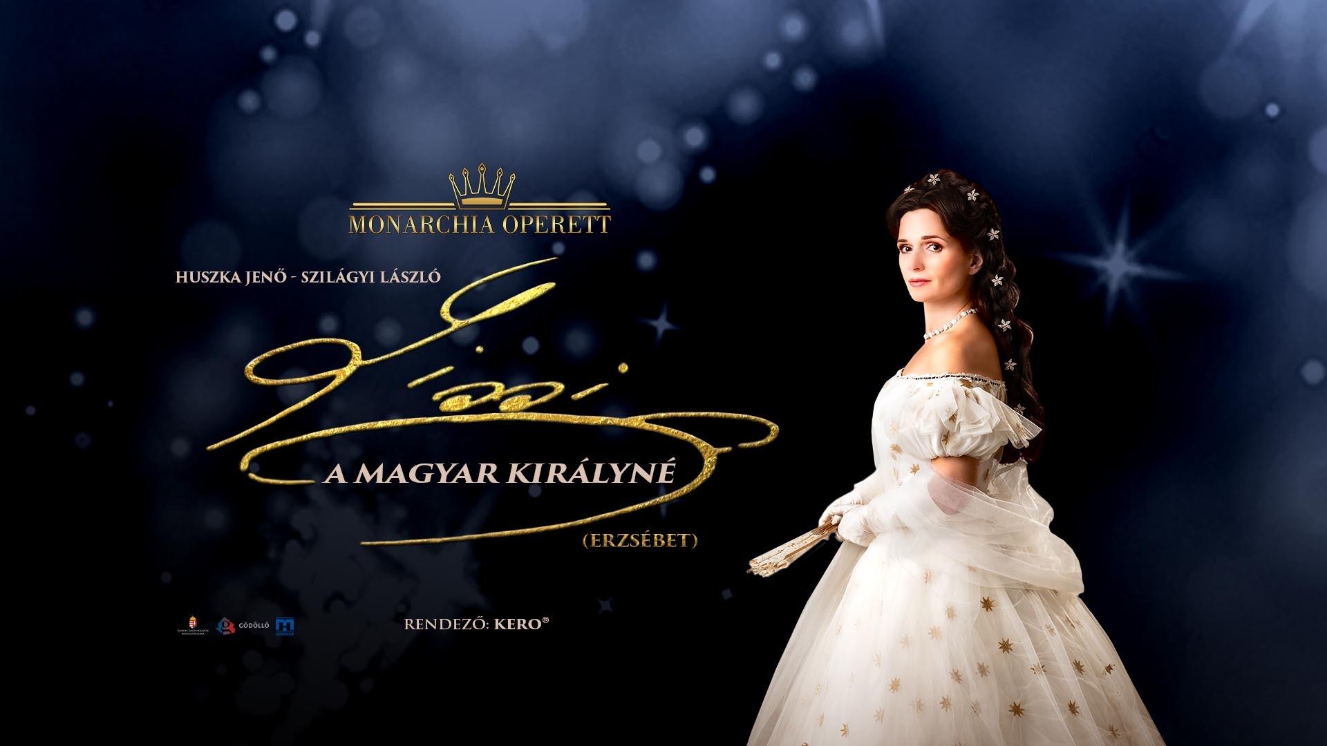 Sissi, a magyar királyné (Erzsébet) - Neszmélyi Kálmán, fiatal szerelmes, Kossuth Lajos feltétlen híve - Monarchia Operett